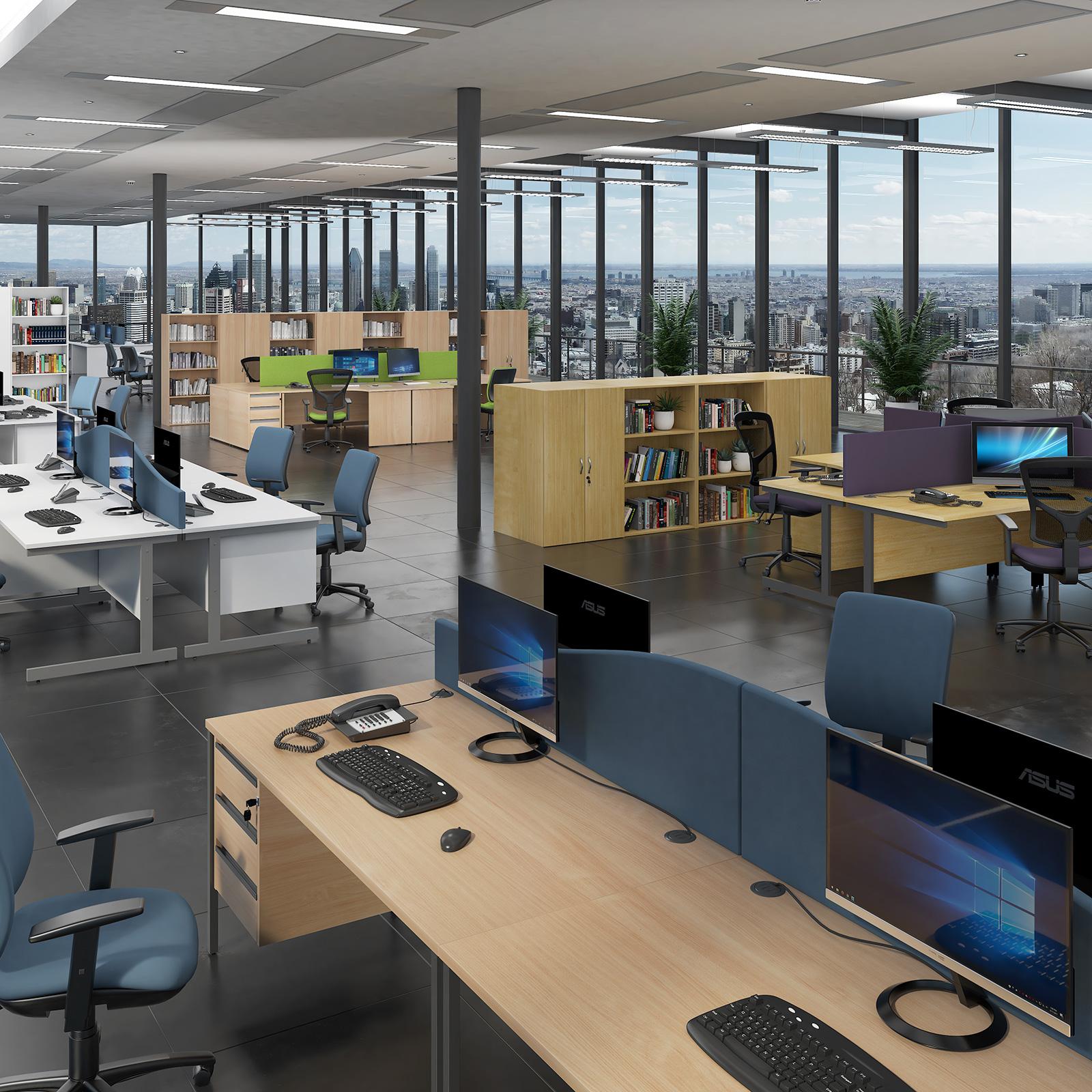 office refurbishment glasgow